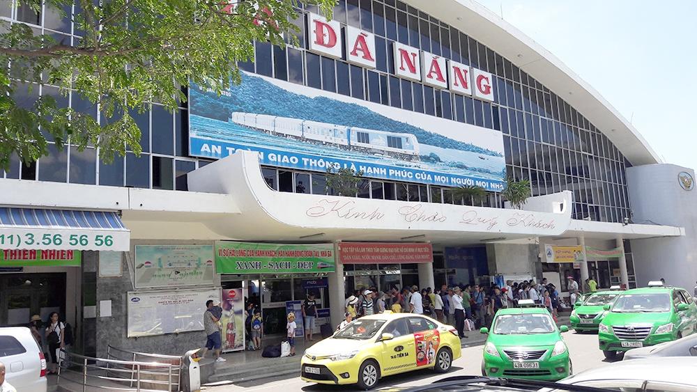 Việc di dời ga Đà Nẵng có trong quy hoạch vì ga này là ga cụt