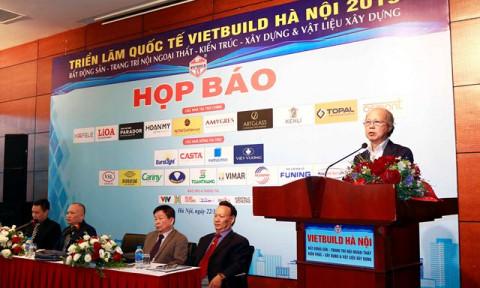 Hơn 450 doanh nghiệp tham gia Triển lãm Quốc tế Xây dựng VIETBUILD Hà Nội 2019 lần 3
