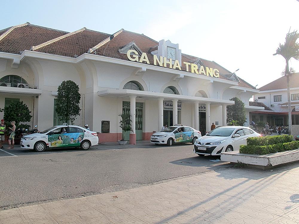 Nhà đầu tư đề xuất di dời ga Nha Trang theo hình thức BT