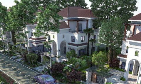 Xuân An Green Park sắp ra mắt 93 căn biệt thự Emerald Villas