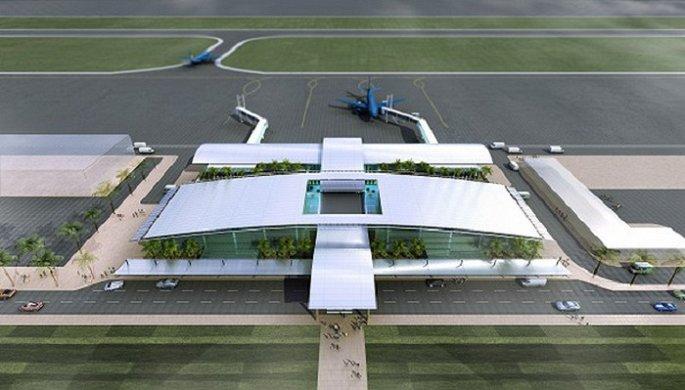 Cảng hàng không Sa Pa được quy hoạch là cảng hàng không nội địa, dùng chung dân dụng và quân sự, xây dựng tại xã Cam Cọn, huyện Bảo Yên, tỉnh Lào Cai. (Ảnh: Báo Đầu tư)