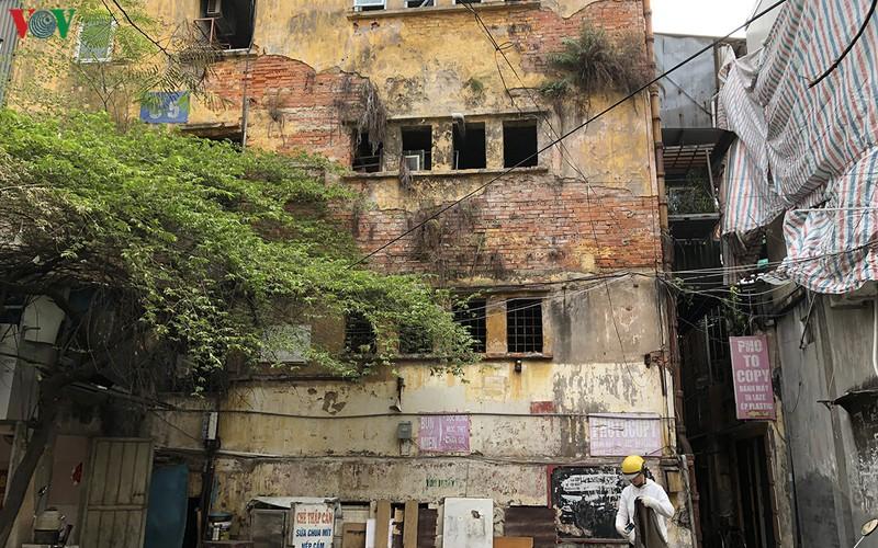 Việc cải tạo chung cư cũ tại Hà Nội cần có một cơ chế đặc thù
