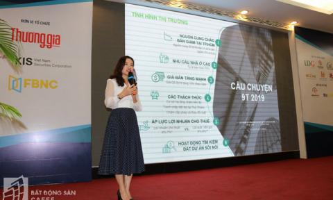"""Chuyên gia CBRE Việt Nam: Thị trường BĐS chưa có """"bong bóng"""""""