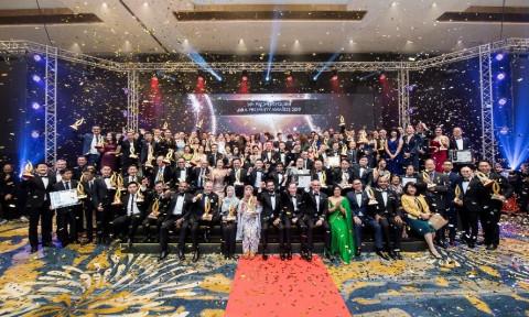 Việt Nam giành 4 chiến thắng tại Chung kết Giải thưởng Bất động sản châu Á lần thứ 14