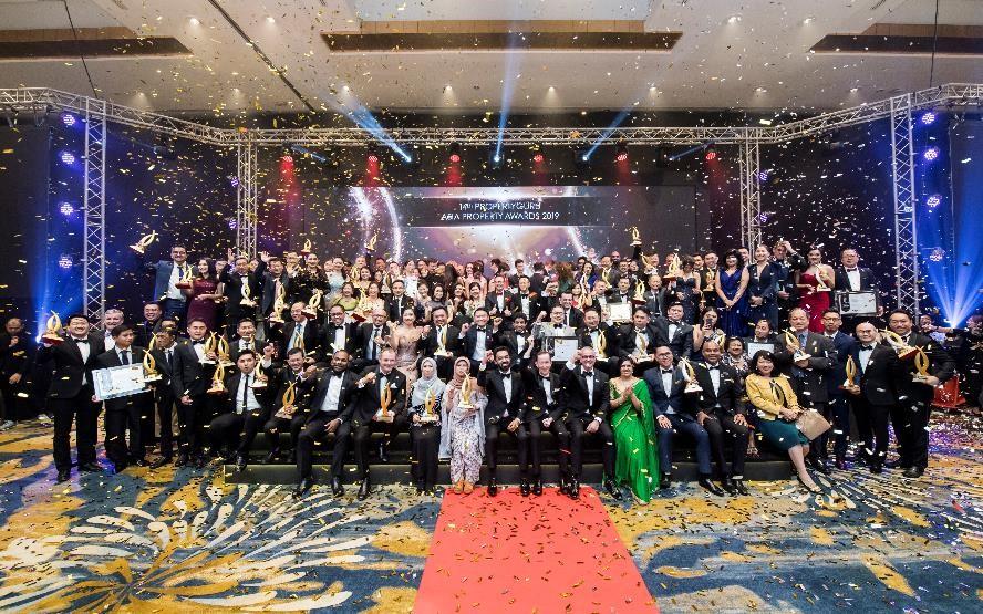 Đêm chung kết Giải thưởng Bất động sản châu Á 2019 của PropertyGuru