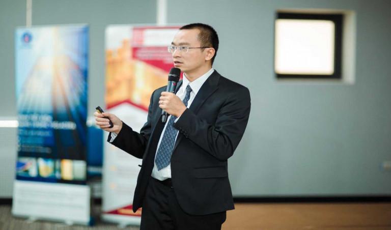 """""""Ths.KTS. Ông Trần Thành Vũ – chủ tịch IBPSA-Vietnam"""""""