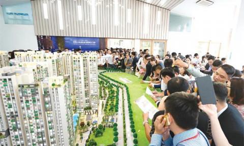 Thị trường bất động sản đang vận động rất tích cực