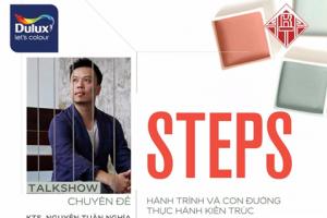 """Talkshow: """"Steps"""" cảm hứng cho những bước đi đầu đời của các sinh viên kiến trúc"""