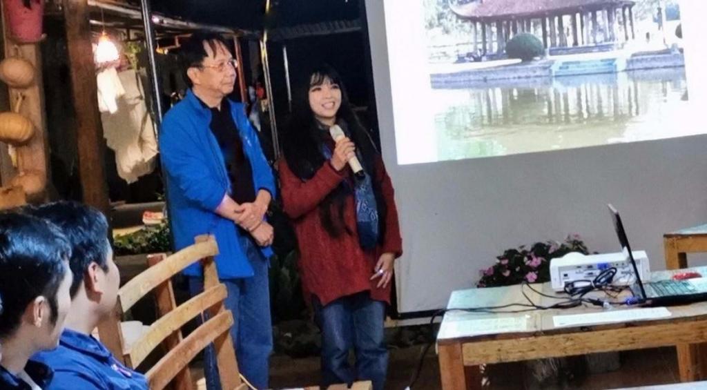 Tân Chủ tịch AVA - KTS Tôn Thị Ánh Hồng phát biểu tại Đại hội nhiệm kỳ III (2020 – 2025)