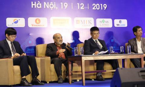 """""""Năm 2020 giá nhà tại Hà Nội sẽ tiếp tục tăng mạnh, có thể xảy ra tình trạng thiếu cung năm 2021″"""