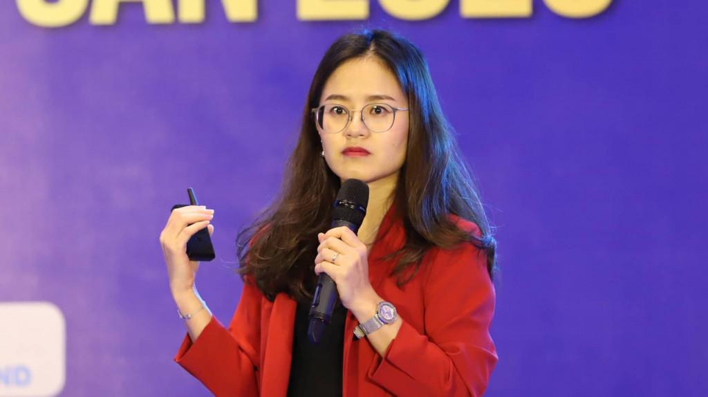 Bà Nguyễn Hồng Vân, Giám đốc thị trường Hà Nội - JLL Việt Nam