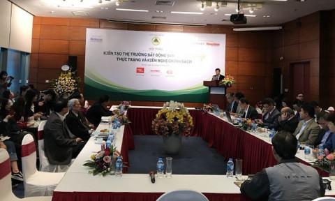 Kiến tạo thị trường bất động sản nông nghiệp ở Việt Nam