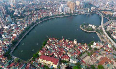 Khung giá đất Hà Nội, TPHCM cao nhất 162 triệu đồng một m2
