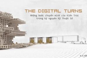 "Talk show ""Kiến trúc thuật toán trong kỷ nguyên số – Computation Design in the Digital age"""