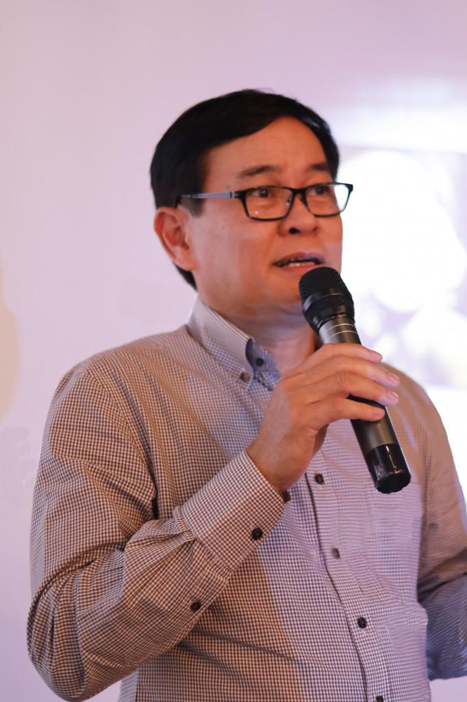Ông Nguyễn Quốc Thống - Nhà sáng lập C Space