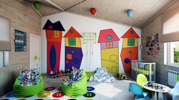 Đây có thể là phòng của các họa sĩ hay kiến trúc sư trong tương lai
