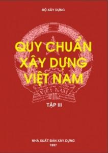 QCXDVN-Tap3(1997)