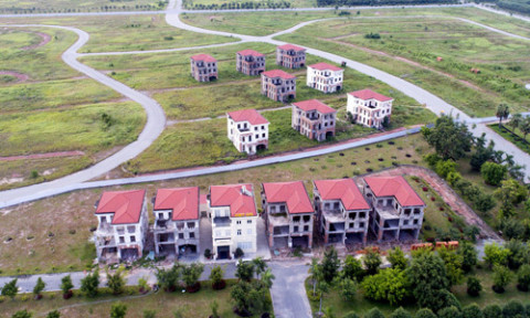 Bất động sản vùng ven lấn lướt Sài Gòn