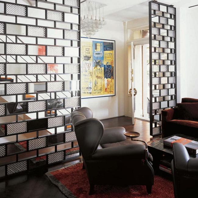 Những thiết kế vách ngăn nhỏ gọn, được thiết kế với tính thẩm mỹ cao đang dần thay thế vị trí cho những bức tường ngăn cách trong gia đình