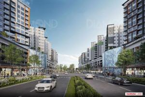 Đại lộ Gamuda – phiên bản thu nhỏ mô hình của Orchard Singapore