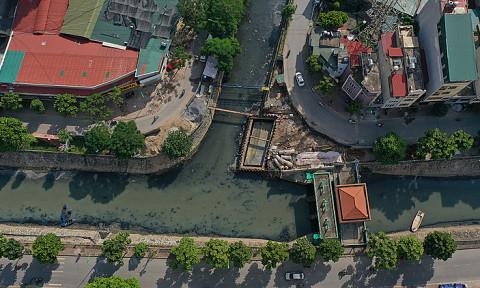 Chuyên gia Anh gợi ý cách 'cứu' sông Tô Lịch