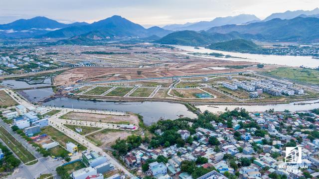 Nhiều dự án khu dân cư hiện đại do các nhà đầu tư nước ngoài triển khai tại khu trung tâm TP Đà Nẵng đang làm cho giá đất thiết lập mặt bằng giá mới trong thời gian tới