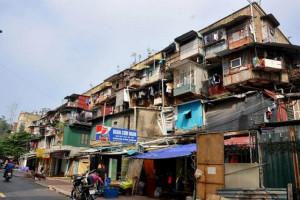 Hà Nội lập đoàn chuyên gia cải tạo loạt chung cư cũ