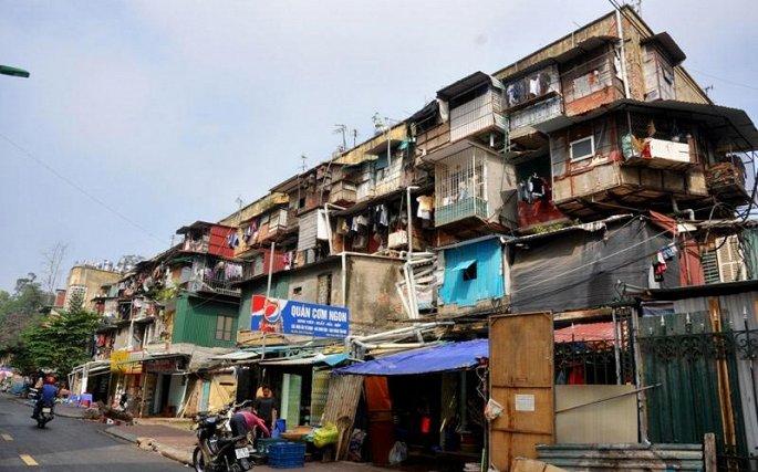 Ai được giao cải tạo chung cư cũ Hà Nội?