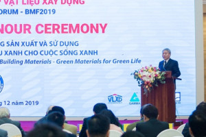Vinh danh 51 điển hình sản xuất và sử dụng vật liệu xanh