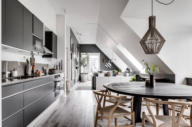 Thiết kế không gian nhà ở tận dụng tối đa chiều dọc