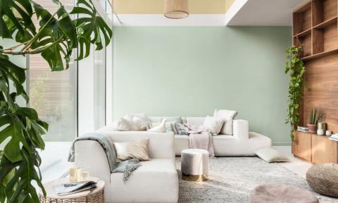 """AkzoNobel công bố Màu của Năm 2020 – Xanh Ban Mai: Mang lại """"Kết nối cảm xúc"""" cho ngôi nhà của bạn"""