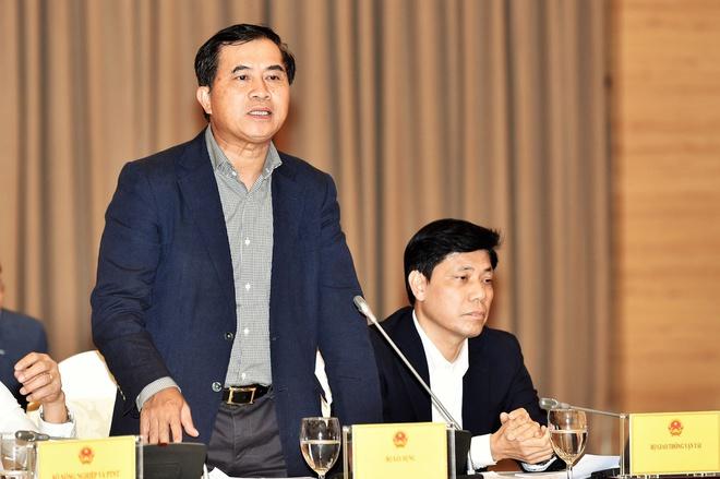 Thứ trưởng Bộ Xây dựng Lê Quang Hùng