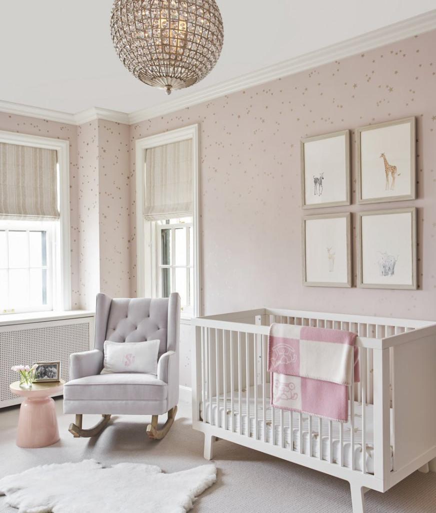 Độ an toàn luôn là tiêu chí được đặt lên hàng đầu khi thiết kế và trang trí phòng dành cho trẻ nhỏ