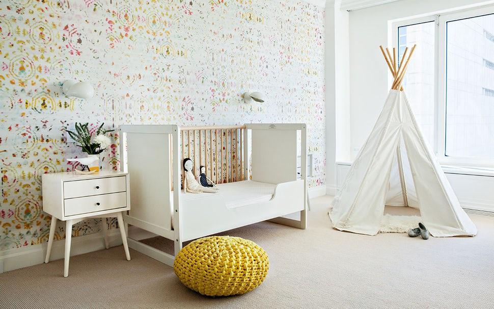 Mẫu thiết kế không gian phòng ngủ cho bé mà bạn có thể dễ dàng làm theo mà vẫn đảm bảo sự an toàn trong quá trình sử dụng