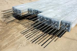 Vai trò quan trọng của cốt thép khi đổ bê tông