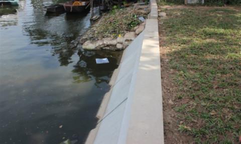Đừng biến Hồ Gươm thành bể bê tông