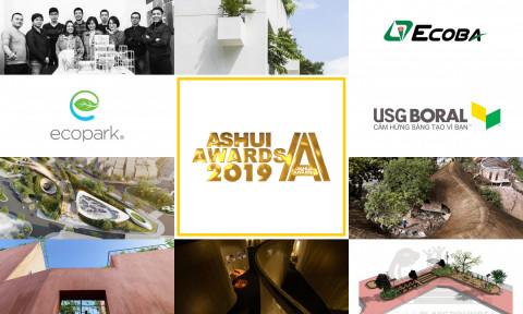 Công bố kết quả Ashui Awards 2019