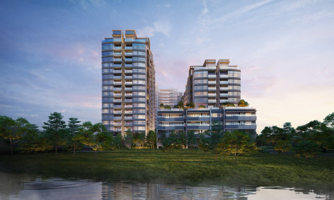 Thủ Thiêm River Park bổ nhiệm các đại lý để chuẩn bị phân phối dự án