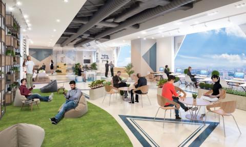 Kết nối cộng đồng – yếu tố làm nên tòa nhà hạnh phúc
