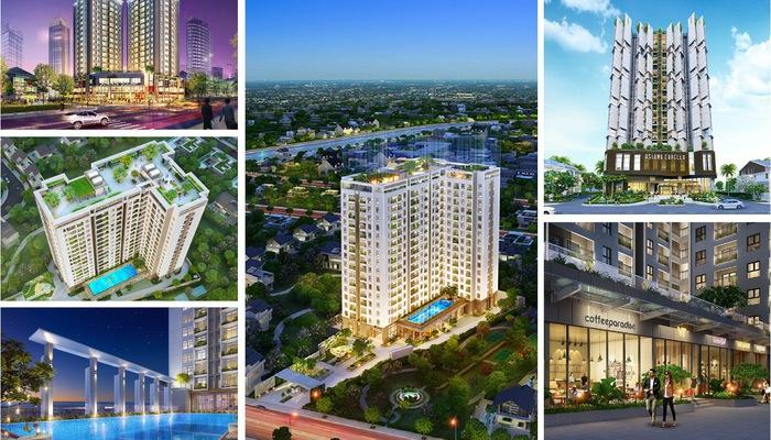 Những dự án được Gotec Land đầu tư và phát triển, dù là ở phân khúc bất động sản Nhà ở hay Thương Mại, Khách sạn - Nghỉ dưỡng, đều hướng đến sự đa dạng trong loại hình sản phẩm và thỏa mãn được nhu cầu của thị trường
