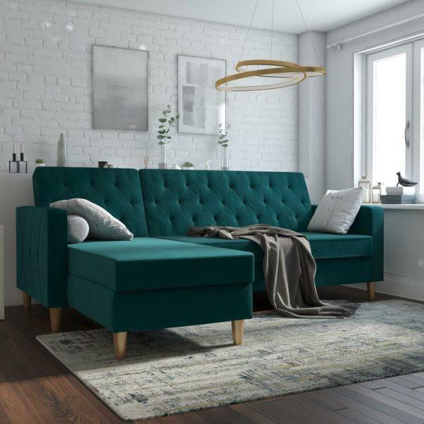 Màu sắc của ghế là sự bổ sung hoàn hảo cho bộ sưu tập mùa xuân trong phòng khách