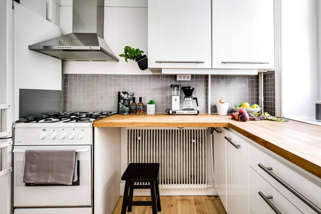 Những chiếc tủ lưu trữ ẩn giúp căn hộ thêm muôn phần xinh xắn