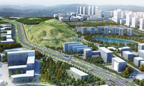 Phê duyệt thành lập Khu Công nghệ thông tin tập trung Đà Nẵng giai đoạn 1