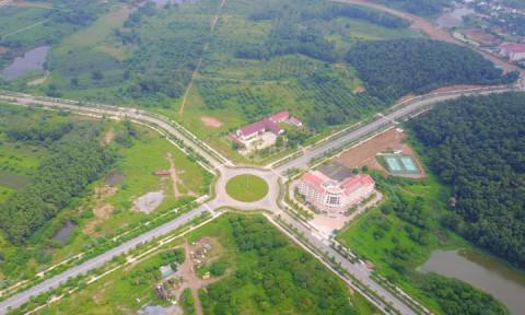 Hà Nội: Quy hoạch xây dựng trường Đại học Quốc tế rộng hơn 9ha tại Hòa Lạc