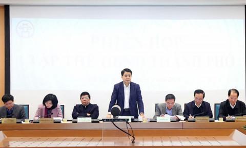 Hà Nội họp xem xét về giá đất
