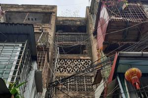 Hàng loạt chung cư nguy hiểm cần xây mới