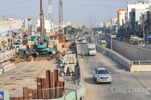 Điều chỉnh quy hoạch Khu đô thị Tây Bắc TP. Hồ Chí Minh theo hướng thát triển công nghiệp sạch