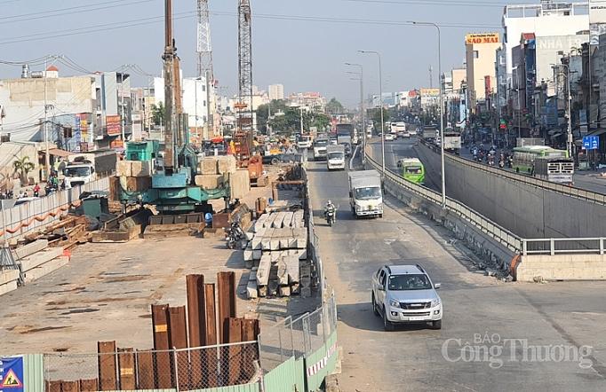 Khu vực dọc quốc lộ 22 đoạn qua huyện Hóc Môn (TP. Hồ Chí Minh), nằm trong điều chỉnh phê duyệt quy hoạch KĐT Tây Bắc quy mô hơn 6.000 ha