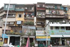 Tìm chủ đầu tư cho dự án cải tạo khu tập thể Nam Thành Công