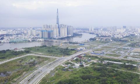 Tiếp tục thực hiện dự án khu đô thị mới Thủ Thiêm trong tháng 6